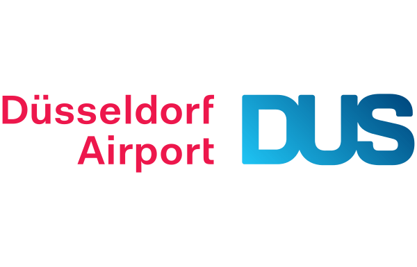 Logo Düsseldorf Airport International