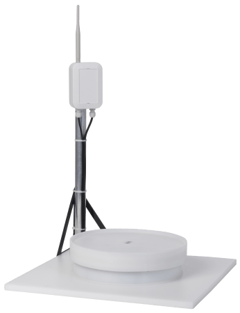 Satellitenwaage