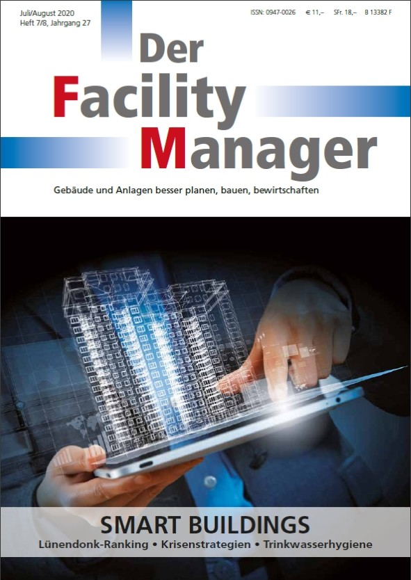 Der Facility Manager - smart buildings